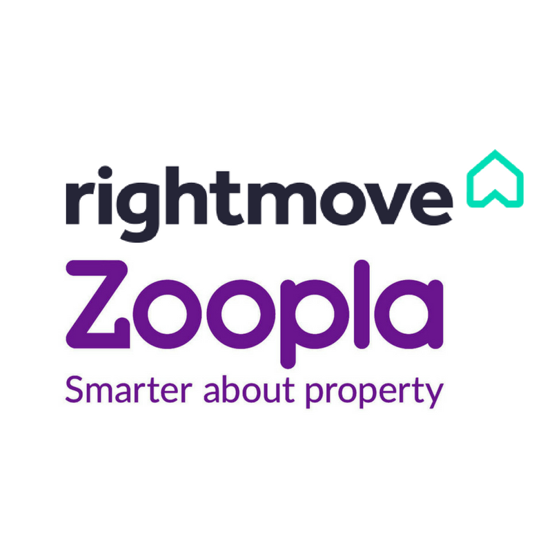 We now advertise your property on Rightmove  AND Zoopla